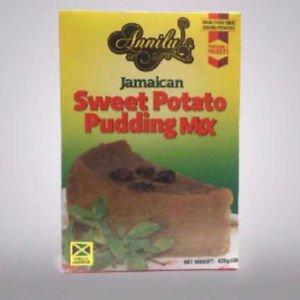 Annilu Sweet Potato Pudding Mix