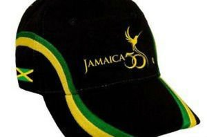 JAMAICA 50 BALL CAP LIMITED EDITION