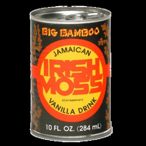 BIG BAMBOO IRISH MOSS DRINK � VANILLA (PACK OF 3)