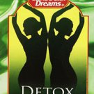 CARIBBEAN DREAMS DETOX HERBAL TEA 20 BAGS (PACK OF 6)