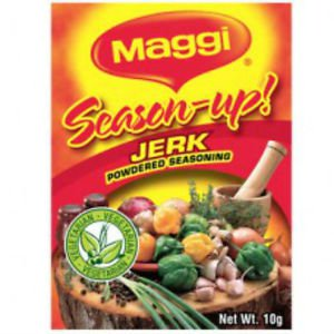 MAGGI JERK SEASONING (DRY RUB) � 12 PACKS