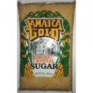 JAMAICA GOLD GOLDEN CRYSTAL CANE SUGAR 1KG (Pack of 3)