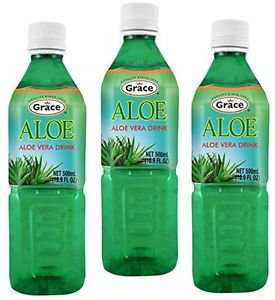 ALOE VERA JUICE DRINK � 16.9 FL OZ (3 PACK)