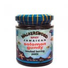 Walkerswood Spicy Jamaican Solomon Gundy Smoked Herring Paste 160g