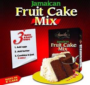 Annilu Jamaican Fruit Cake Mix  773 g