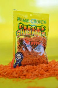JAMAICAN HOME CHOICE PEPPER SHRIMPS 12 g (PACK OF 12)