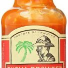 Busha Browne's Hot Pepper Pukka Sauce 5 oz (pack of 3)