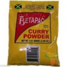 BETAPAC JAMAICAN ORGANIC CURRY POWDER (PACK OF 3)