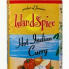 ISLAND SPICE HOT INDIAN CURRY – 6 OZ ( PACK OF 6)