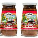 GRACE JAMAICAN JERK SEASONING HOT (4 PACK)