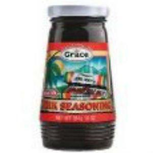 GRACE JAMAICAN JERK SEASONING HOT 284G ,10 OZ