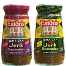Eaton's Jamaican HOT and MILD Jerk Seasoning 11oz (Pack of 2)