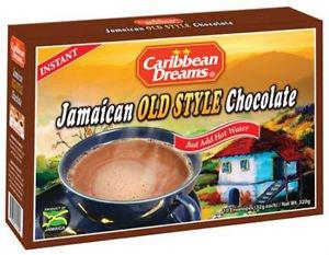 CARIBBEAN DREAMS CHOCOLATE TEA � JAMAICAN �OLD STYLE�  (PACK OF 3)