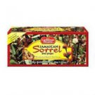CARIBBEAN DREAMS ORGANIC 100% JAMAICAN SORREL & GINGER TEA ( 3 PACK)