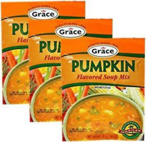 GRACE PUMPKIN SOUP