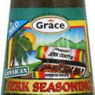 GRACE MILD JERK SEASONING, 10 OZ (Pack of 6)