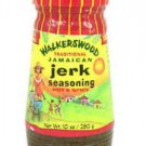 WALKERSWOOD CARIBBEAN JERK HOT & SPICY SEASONING (PACK OF 12)