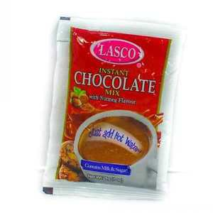 LASCO INSTANT CHOCOLATE MIX WITH NUTMEG (3 BOXES) 60 SACHETS