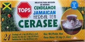 Jamaican Cerasee Tea Tops (pack of 3)