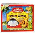 CARIBBEAN DREAMS INSTANT SWEETENED GINGER TEA (10 SACHETS)