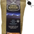 JAMAICA COFFEE ROASTERS  BLUE MOUNTAIN COFFEE 2 LBS WHOLE BEANS