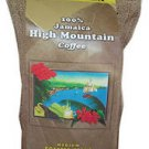 100% JAMAICA HIGH MOUNTAIN COFFEE ROASTED BEANS 2 LB