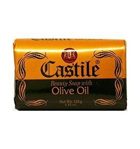 CASTILE BEAUTY SOAP WITH OLIVE OIL (PACK OF 6)