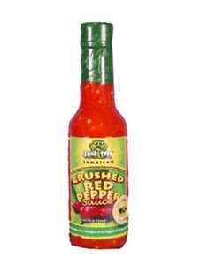 Spur Tree Crushed Red Pepper Hot Sauce 5 oz (pack of 3)