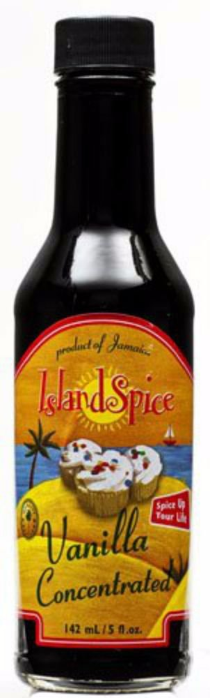 ISLAND SPICE VANILLA CONCENTRATE (Pack of 6)