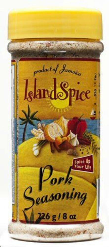 ISLAND SPICE PORK SEASON 8 OZ (PORK OF 6)