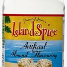 Island Spice Artificial Almond Flavoring 4oz (pack of 6)