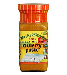 WALKERSWOOD CURRY PASTE 6.7 OZ (PACK OF 3)