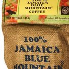 RIDGELYNE JAMAICA BLUE MOUNTAIN COFFEE BEANS 8 OZ