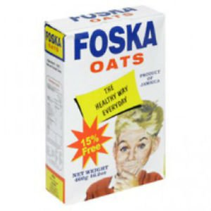 FOSKA OATS 225 G (PACK OF 3)