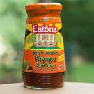 JAMAICAN EATON'S PAPAYA CHUTNEY (PACK OF 2)