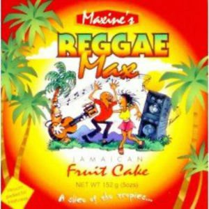 REGGAE MAX JAMAICA FRUIT CAKE 5 OZ (PACK OF 3)