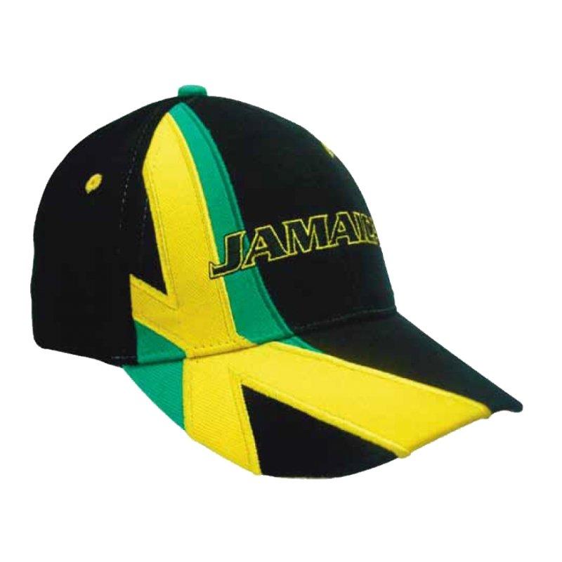 JAMAICA FLAG BALL CAP