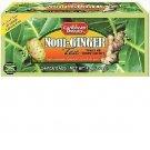Caribean Dreams Noni-ginger Tea 20 Bags (Pack of 6)