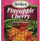 PINEAPPLE CHERRY FLAVOURED DRINK 19 OZ (2 CANS)