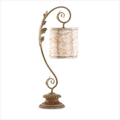 Hanging Shade Swirl Lamp