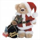 Plush Santa Bear
