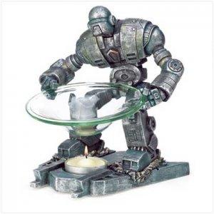 Robot Oil Warmer
