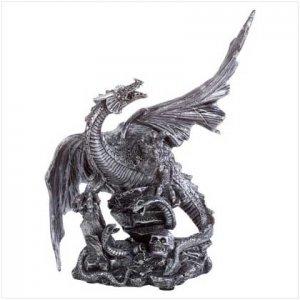 Treasure-Guarding Dragon