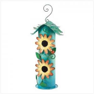 Sunflower Birdhouse