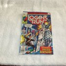 Marvel LOGAN'S RUN Comic #4, April 1977