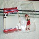 Sports Kids Boy Basketball Holiday ORNAMENT Figurine by Kurt S. Sadler - NIB