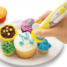 Cupcake decorating cakes Frosting Deco Pen set with Retail box