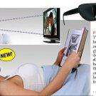 For Patients or Couch Potatoes  Bed Prism Spectacles