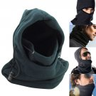 Double Layers Thicken Warm Full Face Cover Winter Ski