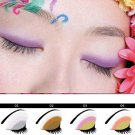 10pair Instant Eyeshadow Temporary MakeUp Sheets Magic Sticker